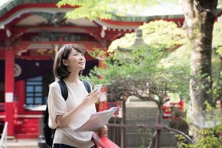 恋愛成就の東京の神社