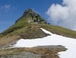 Namenloser erster Gipfel (P.2381)des Bergligrats - den nehmen wir (so im Vorbeigehen)...