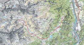 Route Leuschachtal