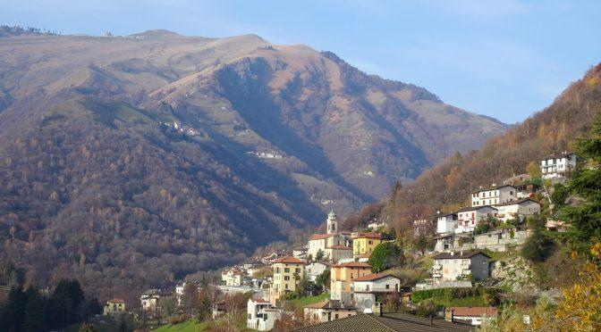 Valle di Muggio – Rundwanderung
