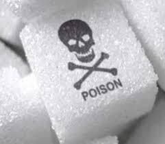 Is sugar poison