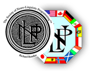 Logo Society of Neuro-Linguistic Programming #NLP