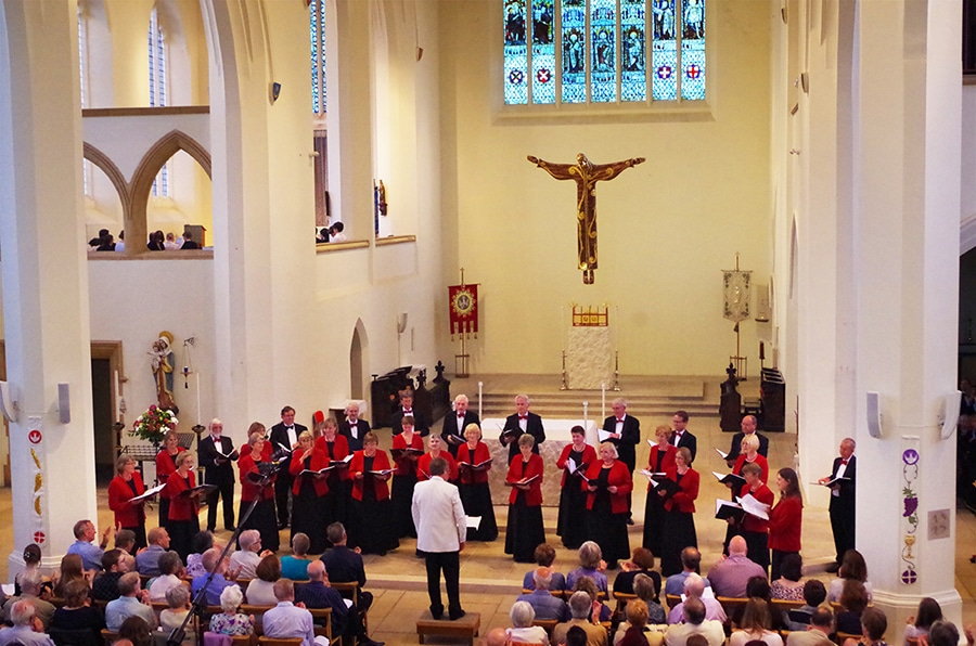 Review: East meets West concert on 11 July 2015 by Ian Schofield