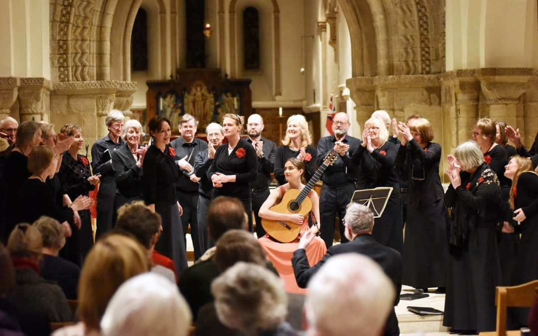 """Review: """"Spanish Renaissance Masters"""" in Petersfield on 13 April"""