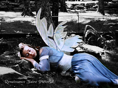 Fairy Sleeping