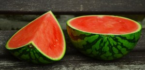 Raw Food Diet Happiness Watermelon