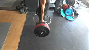 Bodyweight Strength Training Deadlift