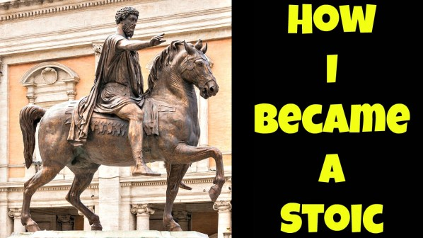 How I became a stoic