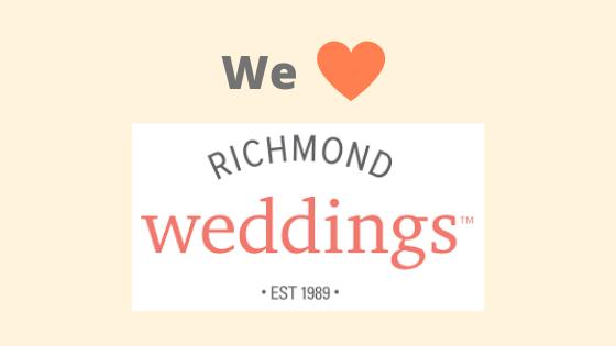 We Love Richmond Weddings!