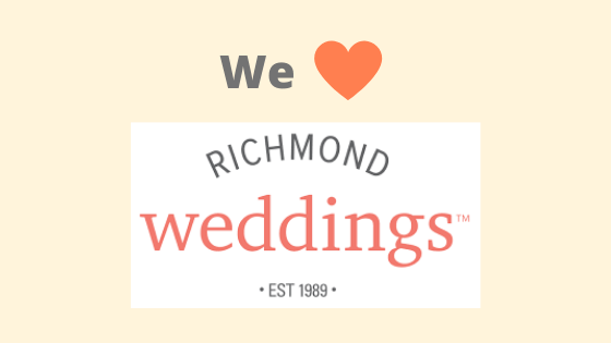 We Love Richmond Weddings!