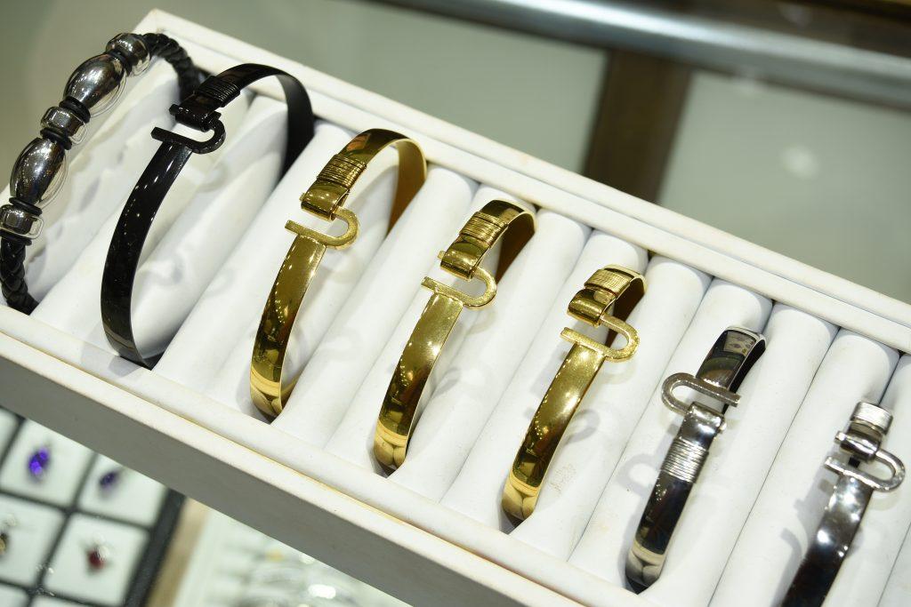St Thomas Hook Bracelets