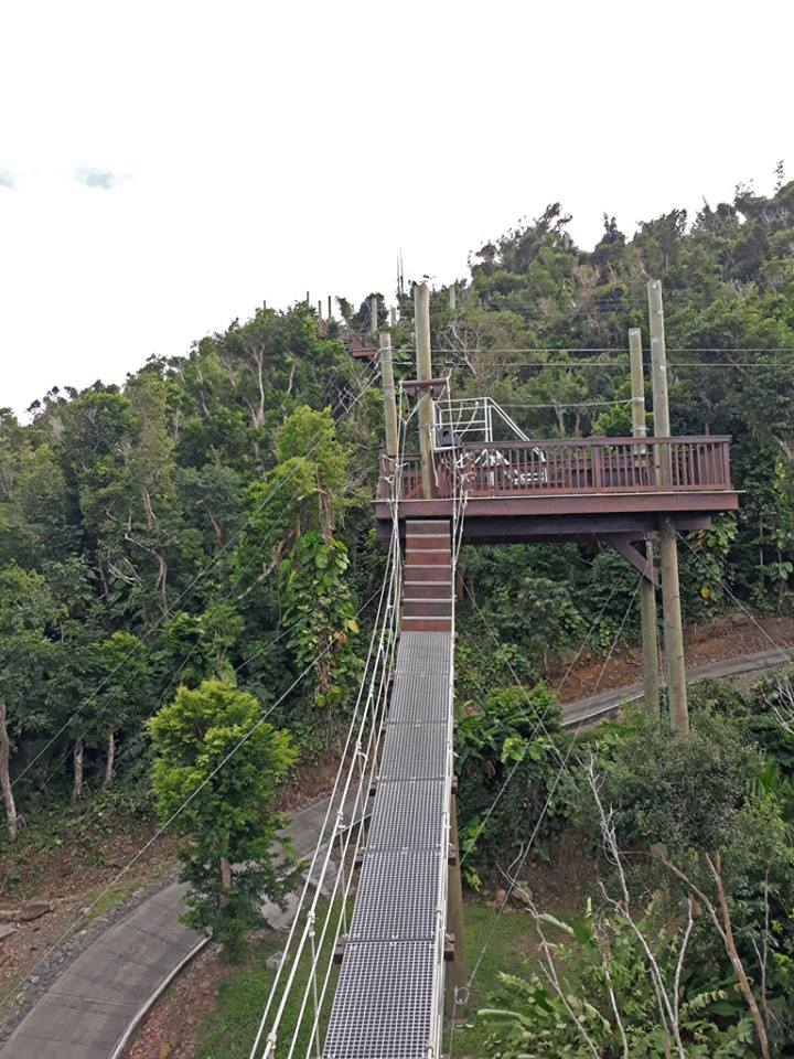 Propose St Thomas Zip Line