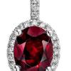 garnet jewelry st thomas
