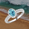 aquamarine ring st thomas
