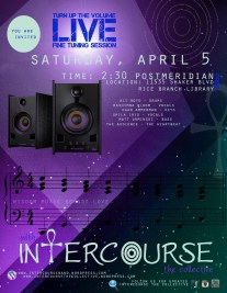 Intercourse April 5