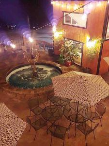 Wine Garden Top View