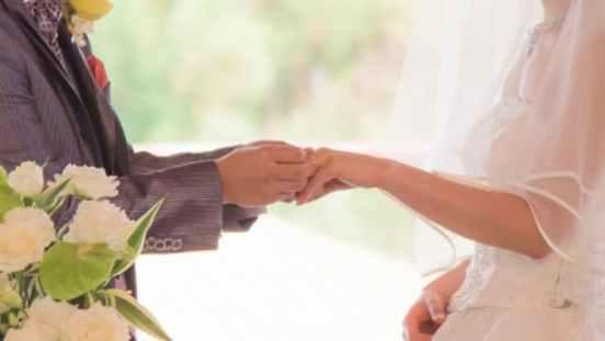最愛の人と結婚