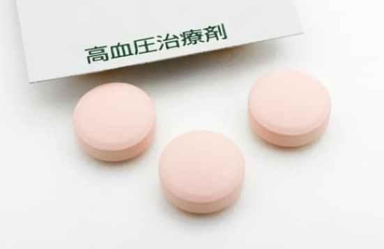高血圧治療剤
