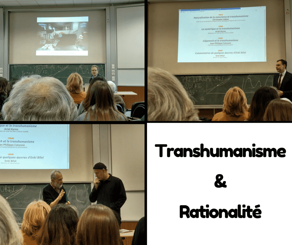 Conference Transhumanism And Rationalism