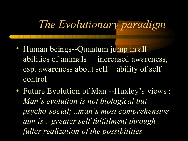 Evolution Paradigm -value-education-challenges-and-possibilities