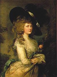 Duquesa Georgiana de Devonshire