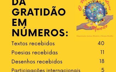 Antologia da Gratidão – O MAIOR JARDIM DO MUNDO!