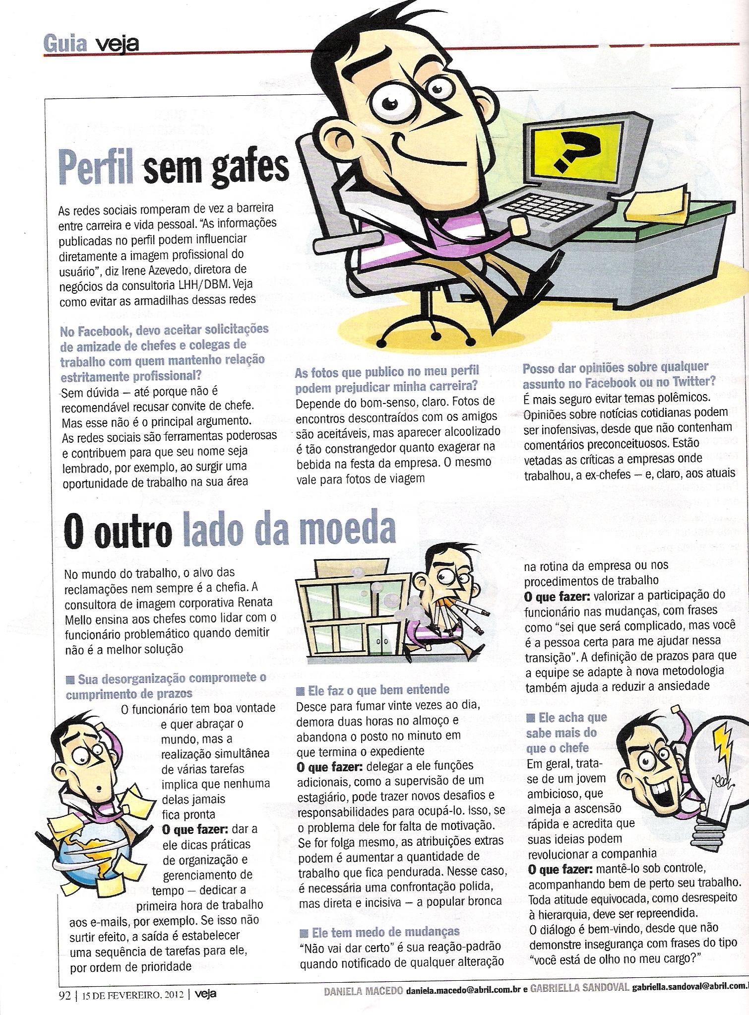 15/02/12 Revista Veja
