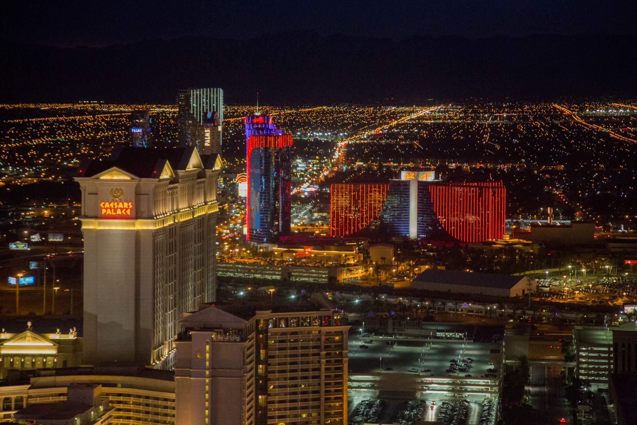 Hotéis da Las Vegas Strip