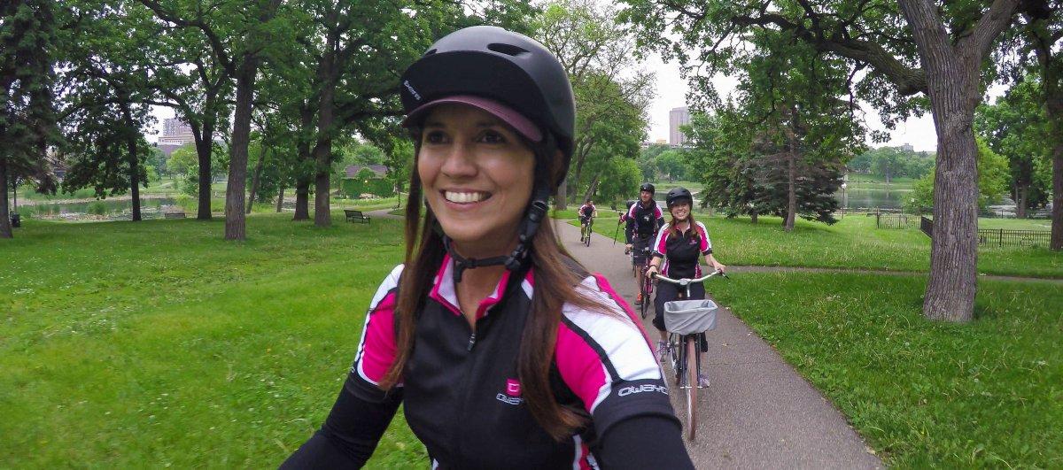 Passeio guiado de Bicicleta em Mineápolis