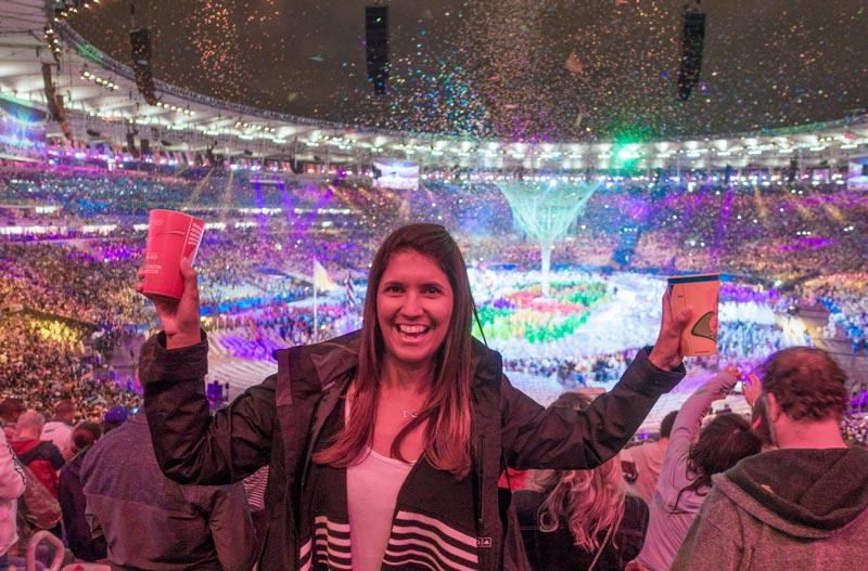 Cerimônia de Encerramento das Olimpíadas 2016