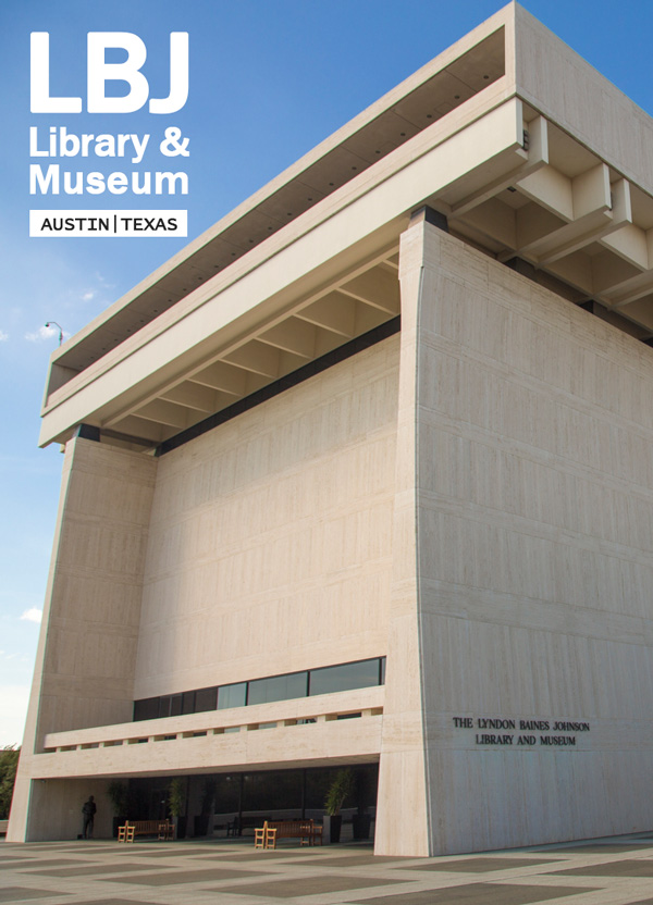 Lyndon Johnson Library and Museum in Austin, Texas