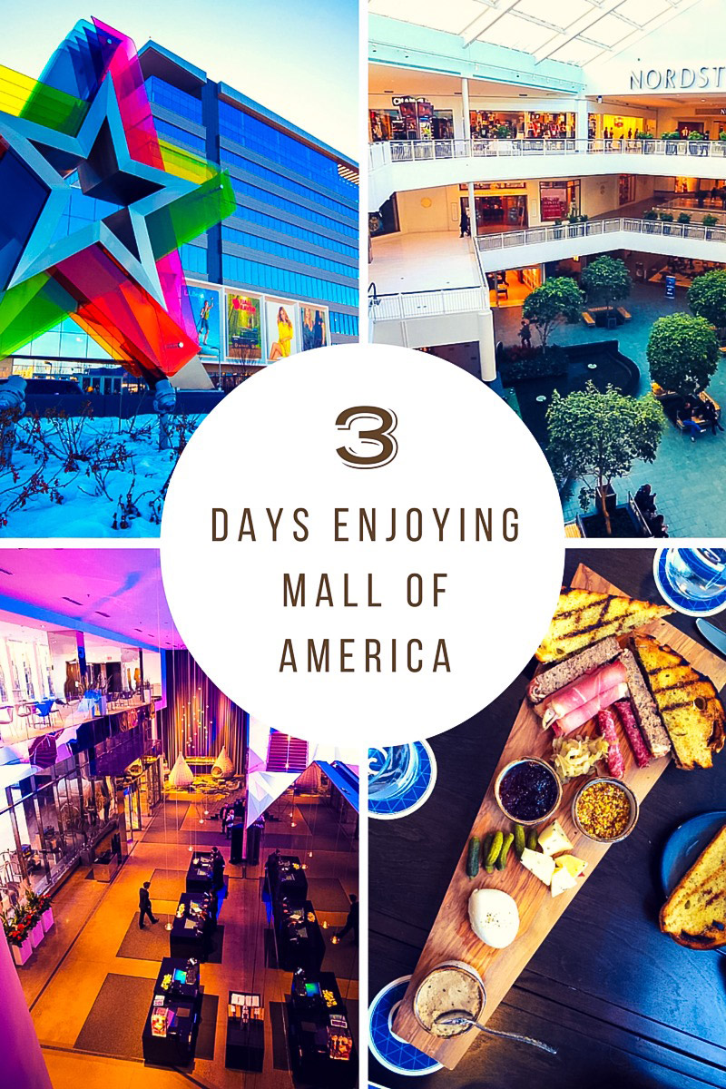 3 Days in Mall of America