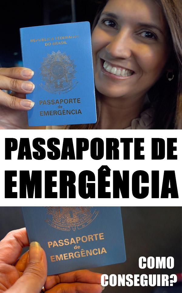 Como conseguir um passaporte de emergência