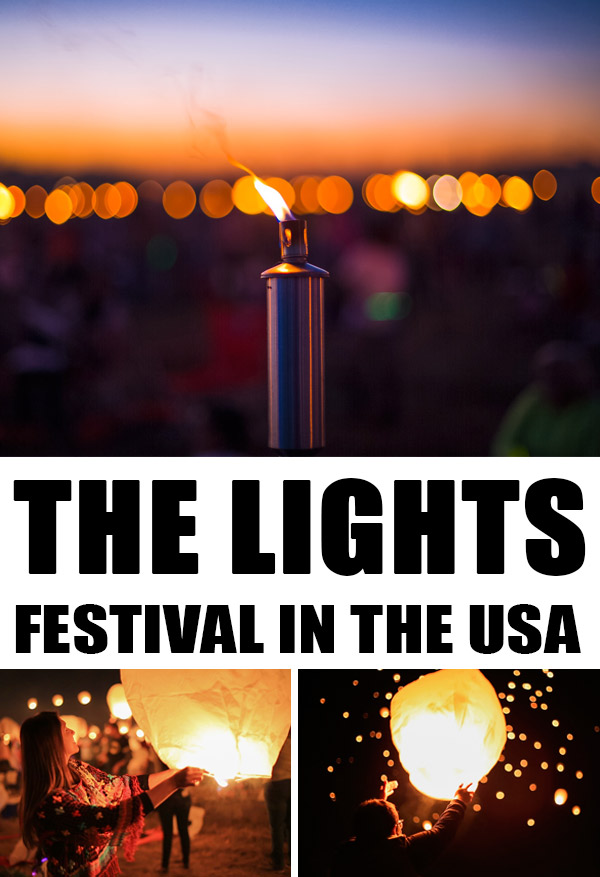 Enjoying one of the Lights Festivals in the USA. Check out my experience in San Antonio, Texas