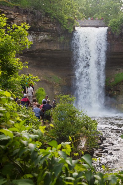Things to do in Minneapolis, Minnesota... Outdoors!