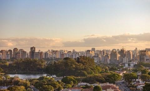 Um domingo de lazer em São Paulo