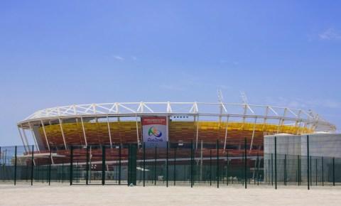Arena das Olimpíadas do Rio