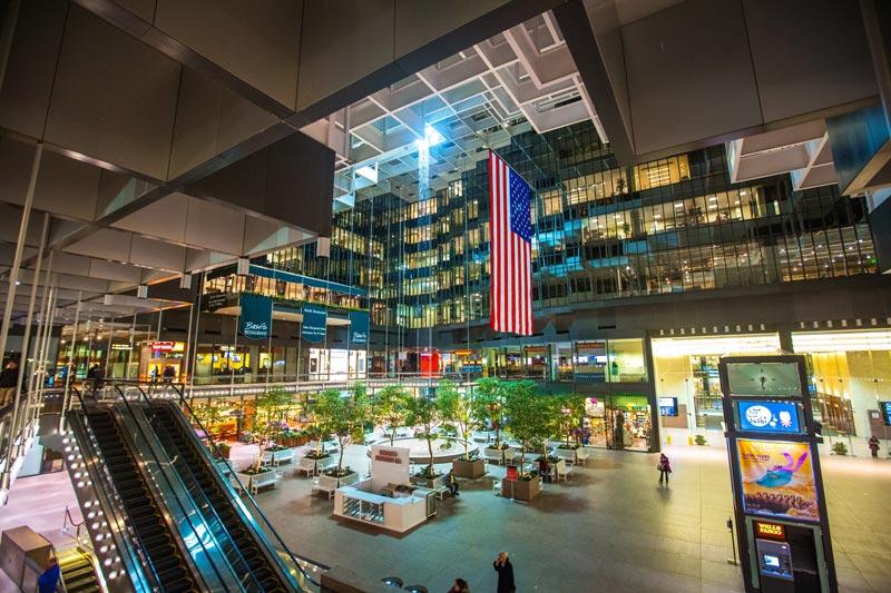 Minneapolis mall