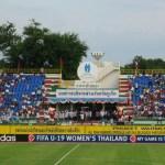 Phuket Stadium in Thailand