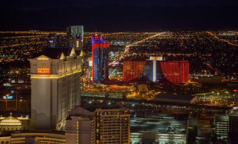 Las Vegas: Hotels, casinos and nightlife!