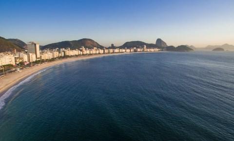 Copacabana, Rio de Janeiro, Brazil - Olympics 2016