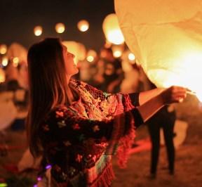 The Lights Festival in San Antonio, Texas
