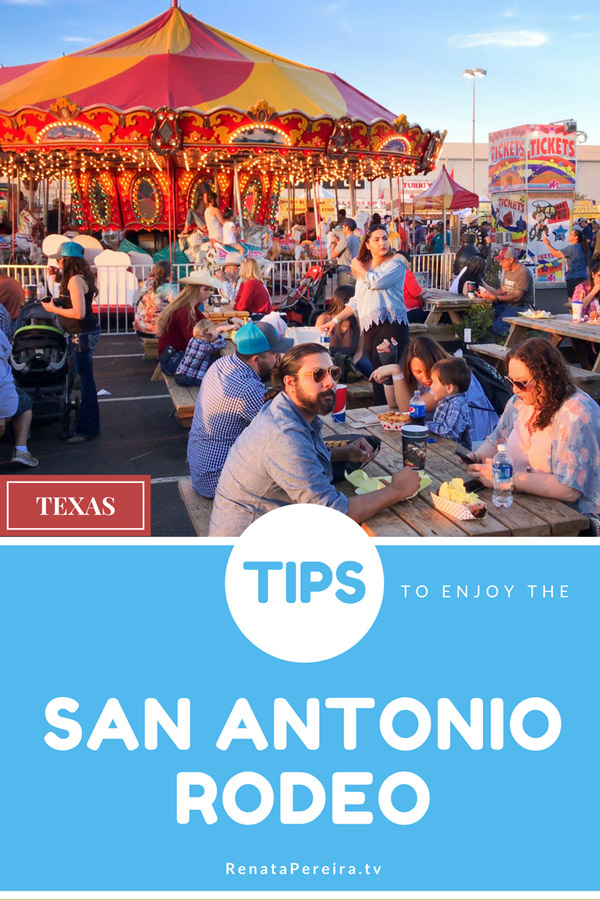 Tips to enjoy the San Antonio Rodeo in San Antonio, Texas. Information to help planning a visit, about the AT&T Center, the rodeo grounds and the Rodeo itself