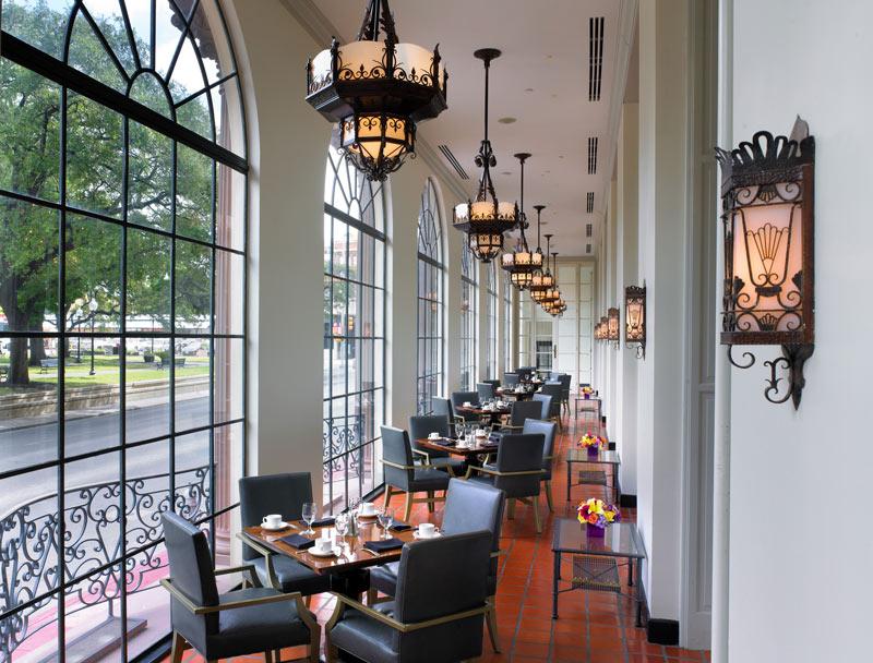 The St Anthony San Antonio. a luxury hotel in San Antonio, Texas