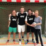Futsal mal vier