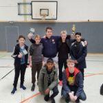 Renataschule erreicht dritten Platz beim Football-Turnier