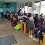 Klassenfahrt der 6a und 6c nach Schillig