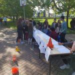 Spendenlauf der Schülervertretung