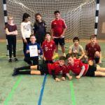 Die Klasse 6a gewinnt den Renata-Cup 2019
