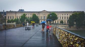 Locks of Love, Paris